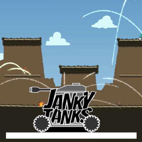 Comprar Janky Tanks CD Key Comparar Precios