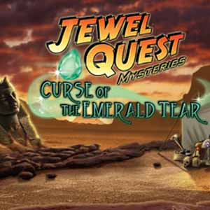Comprar Jewel Quest Mysteries Curse of the Emerald Tear CD Key Comparar Precios