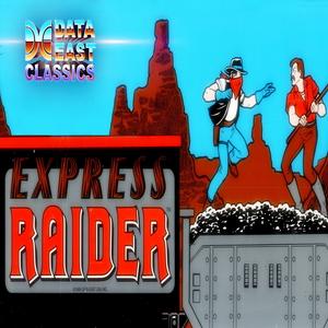 Johnny Turbos Arcade Express Raider