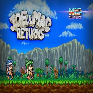 Johnny Turbos Arcade Joe and Mac Returns