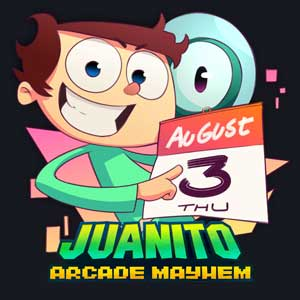 Comprar Juanito Arcade Mayhem CD Key Comparar Precios