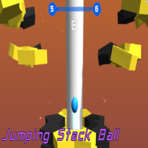 Jumping Stack Ball