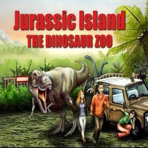 Jurassic Island The Dinosaur Zoo