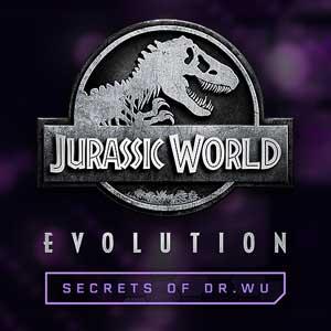 Jurassic World Evolution Secrets of Dr Wu