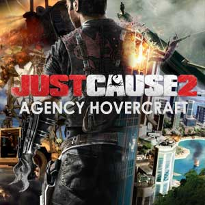 Comprar Just Cause 2 Agency Hovercraft CD Key Comparar Precios