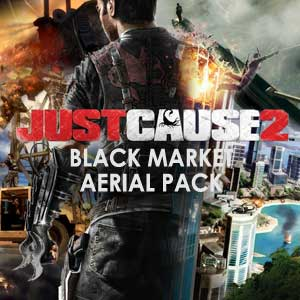 Comprar Just Cause 2 Black Market Aerial Pack CD Key Comparar Precios