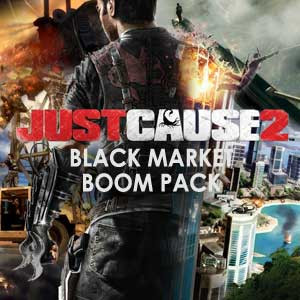 Just Cause 2: Black Market Boom Pack
