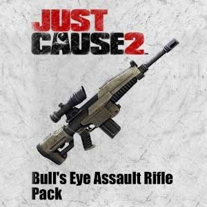 Comprar Just Cause 2 Bulls Eye Assault Rifle CD Key Comparar Precios