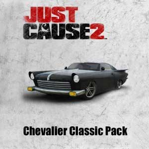 Comprar Just Cause 2 Chevalier Classic CD Key Comparar Precios