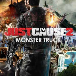Comprar Just Cause 2 Monster Truck CD Key Comparar Precios