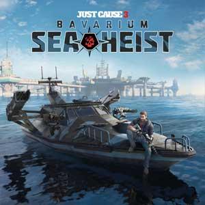 Comprar Just Cause 3 Bavarium Sea Heist Pack CD Key Comparar Precios