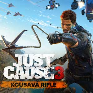 Just Cause 3 Kousavá Rifle