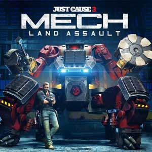 Comprar Just Cause 3 Mech Land Assault CD Key Comparar Precios