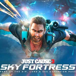 Comprar Just Cause 3 Sky Fortress Pack CD Key Comparar Precios
