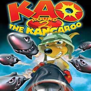 Kao the Kangaroo Round 2