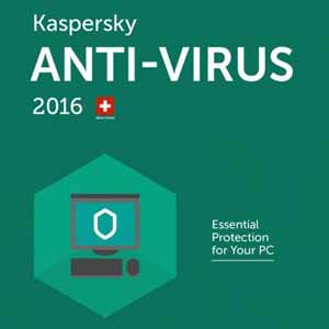 Comprar Kaspersky Anti Virus 2016 CD Key Comparar Precios