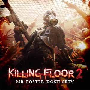 Comprar Killing Floor 2 Mr Foster Dosh Skin CD Key Comparar Precios