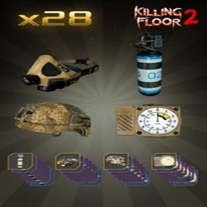 Killing Floor 2 Paratrooper Gear Cosmetic Bundle