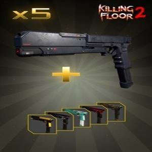 Killing Floor 2 Single & Dual Glock 18C Weapon Bundle