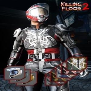 Killing Floor 2 Tanaka Biker Uniform Bundle