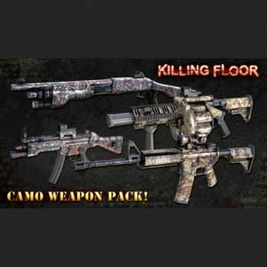 Comprar Killing Floor Camo Weapon Pack CD Key Comparar Precios