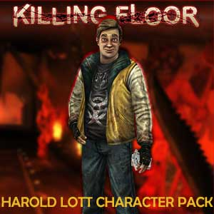 Comprar Killing Floor Harold Lott Character Pack CD Key Comparar Precios