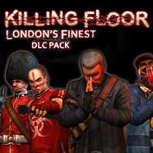Comprar Killing Floor Londons Finest Character Pack CD Key Comparar Precios