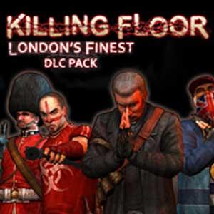 Killing Floor Londons Finest Character Pack