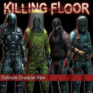 Comprar Killing Floor Outbreak Character Pack CD Key Comparar Precios
