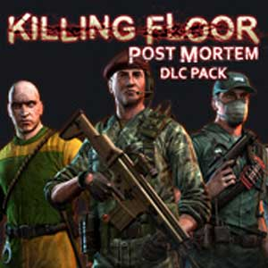Comprar Killing Floor PostMortem Character Pack CD Key Comparar Precios