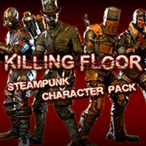 Comprar Killing Floor Steampunk Character Pack 1 CD Key Comparar Precios