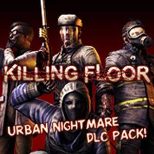 Comprar Killing Floor Urban Nightmare Character Pack CD Key Comparar Precios