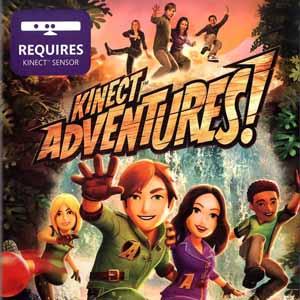 Comprar Kinect Adventures Xbox 360 Code Comparar Precios