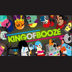 Comprar King of Booze Drinking Game CD Key Comparar Precios