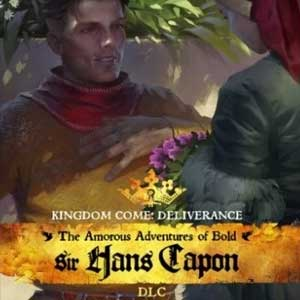 Comprar Kingdom Come Deliverance The Amorous Adventures of Bold Sir Hans Capon CD Key Comparar Precios