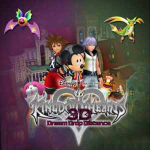 Comprar Kingdom Hearts 3D Dream Drop Distance Nintendo 3DS Descargar Código Comparar precios