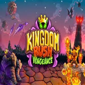 Comprar Kingdom Rush Vengeance Tower Defense CD Key Comparar Precios