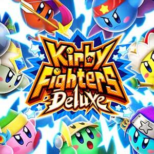 Comprar Kirby Fighters Deluxe Nintendo 3DS Descargar Código Comparar precios