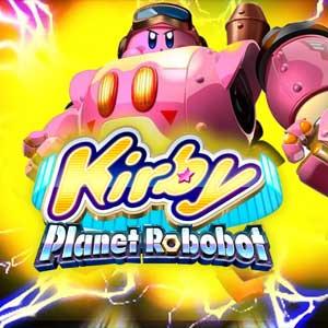 Comprar Kirby Planet Robobot Nintendo 3DS Descargar Código Comparar precios