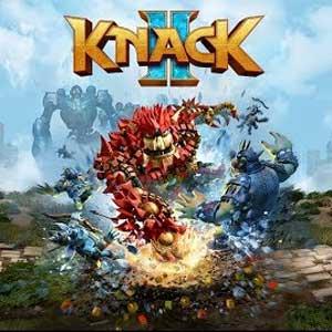 Comprar Knack 2 PS4 Code Comparar Precios