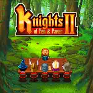 Comprar Knights of Pen and Paper 2 CD Key Comparar Precios