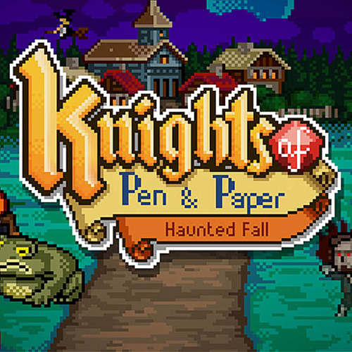 Comprar Knights of Pen & Paper Haunted Fall CD Key Comparar Precios