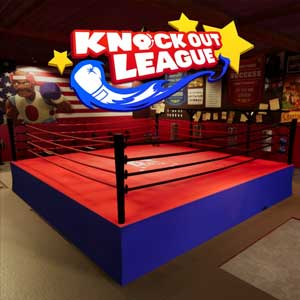 Knockout League Arcade VR Boxing