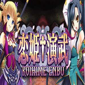 Comprar Koihime Enbu CD Key Comparar Precios