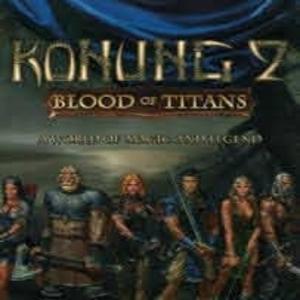 Konung 2 Blood of Titans