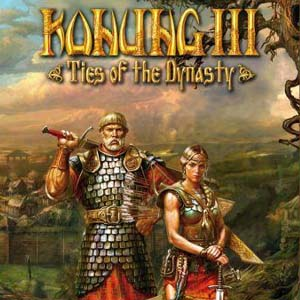 Comprar Konung 3 Ties of the Dynasty CD Key Comparar Precios