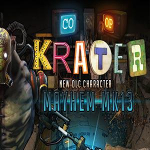 Comprar Krater Mayhem Mk 13 Character CD Key Comparar Precios