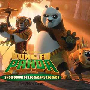 Kung Fu Panda Showdown of Legends