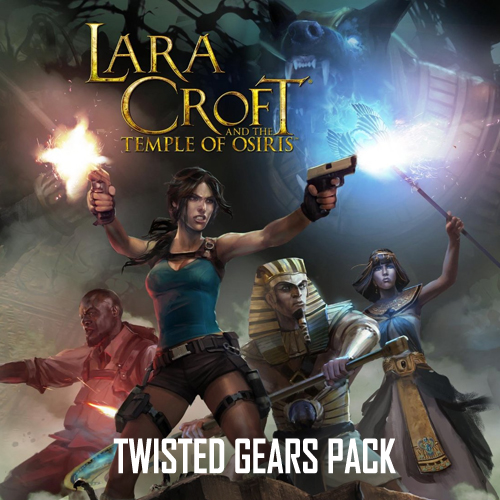 Comprar Lara Croft and the Temple of Osiris Twisted Gears Pack CD Key Comparar Precios