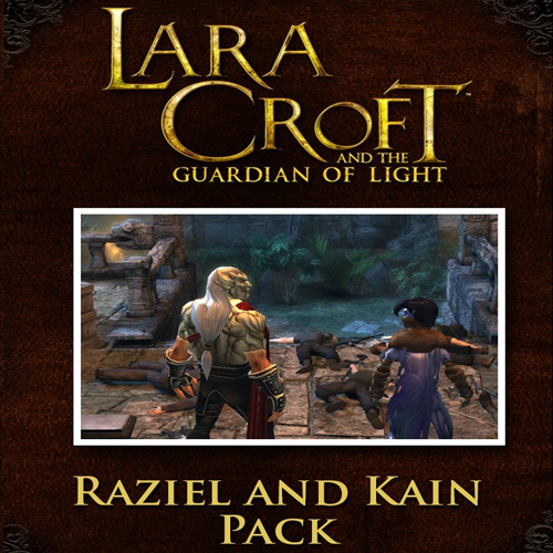Comprar Lara Croft GoL Raziel and Kain Character Pack CD Key Comparar Precios